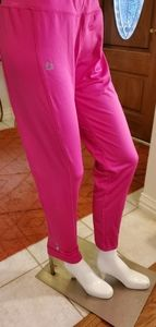 RBX Pink strechy running tights